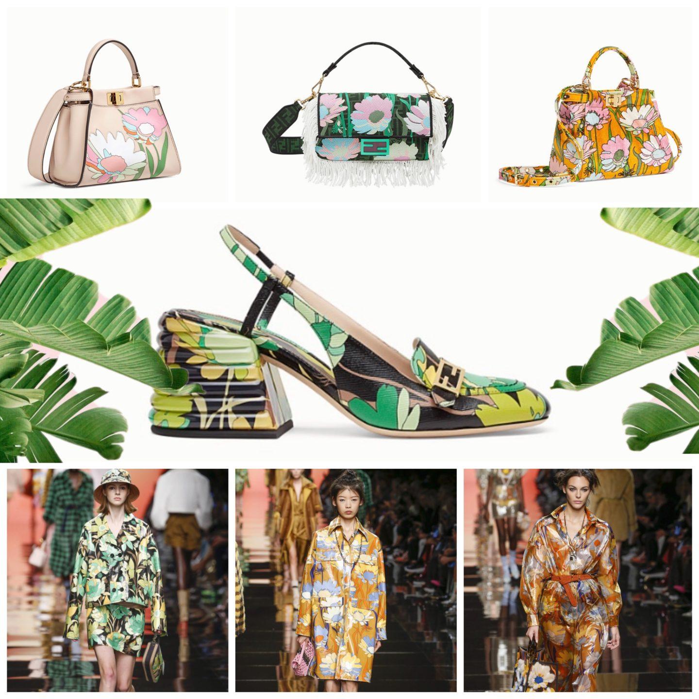 Stampa Floreale: trend alert primavera-estate 2020